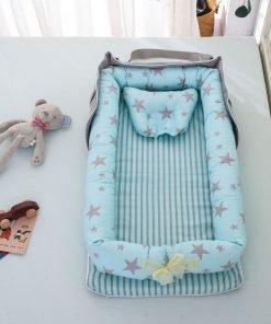 mylinne dreamy bag convertible baby nest