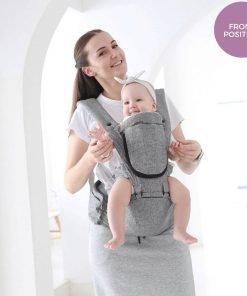 mylinne carry newborns toddlers ergonomic carrier